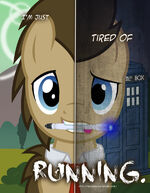 Mlp two sides of doctor whooves by tehjadeh-d4s20w1