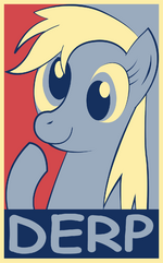 Voet Derpy by Equestria-Election