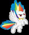 Super Rainbow Dash by geogo999.png