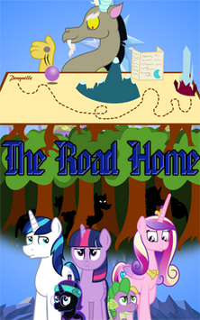 The Road Home-Cover art