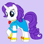 Rarity's new style