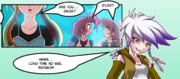 FiM Chapter 7 Gilda appears