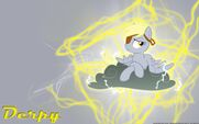 Derpy wallpaper by artist-equestria-previal and artist-xderpyx