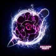 Balloon Party 100% No Feeble Cheering