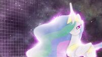 Princess Celestia background wallpaper by artist-mackaged