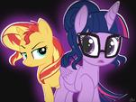Friendship Games by LuminousDazzle