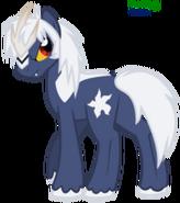 Xenilla pony by faith wolff-d6henz1