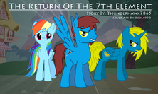 The Return of the 7th Element coverart by Robsa990