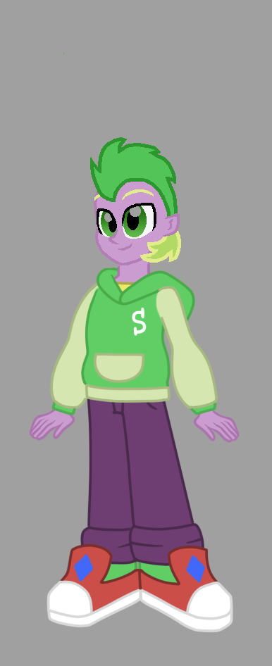 Image  Equestria girl spikepng  My Little Pony Fan Labor Wiki