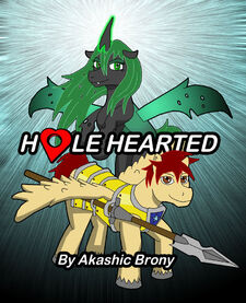 Hole hearted cover art by kashchung-d6b06ex