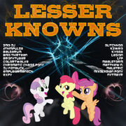 The Lesser Knowns 1