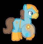 Captain Equestria by Saintspirit