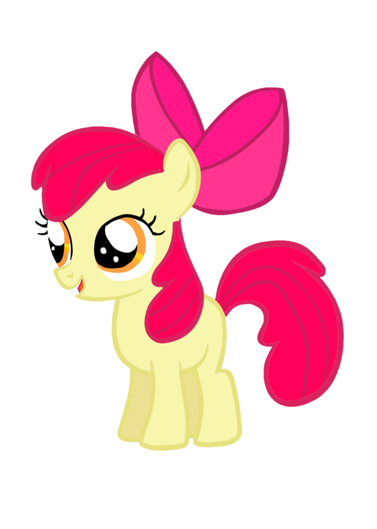 Image apple bloom by my little pony - My little pony wikia ...