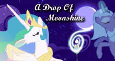 Drop of Moonshine