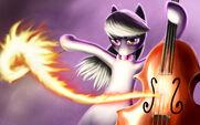 Octavia's Fiery Concerto by Rautakoura