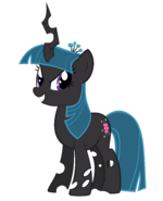 Twilight Sparkle (changeling)