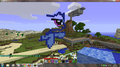 FANMADE Rainbow Dash Minecraft building 1.png