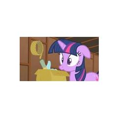 Twilight Sparkle.