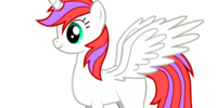 Lightning Flash (Alicorn Form)