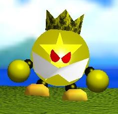 The Starball King