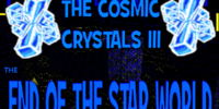 The Cosmic Crystals III: The End of the Star World
