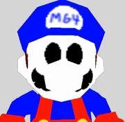 Mario64 Zombie
