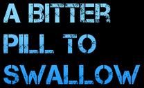 Abitterpilltoswallowlogo