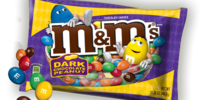 Dark Chocolate Peanut M&Ms
