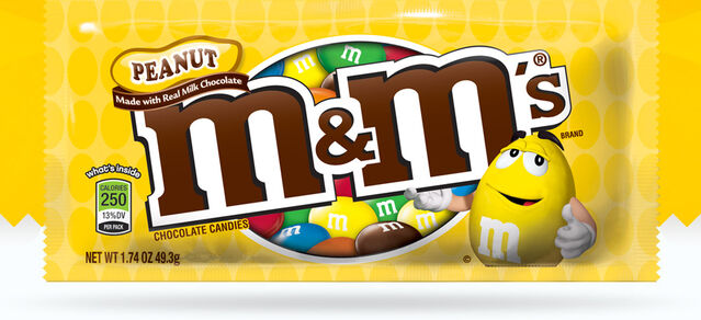 File:Peanut M&M's.jpg