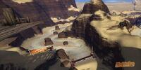 Dire Cliffs
