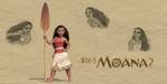Who is Moana?