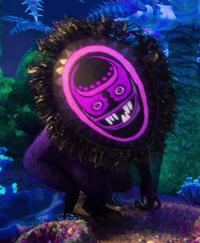 Sloth-monster
