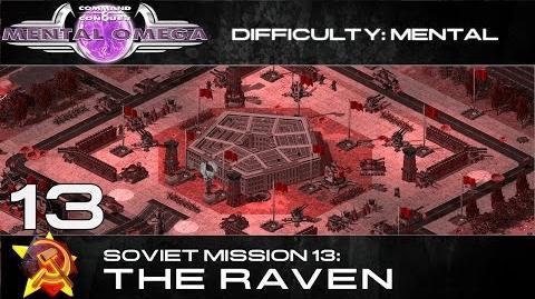 Soviet Mission 13- The Raven