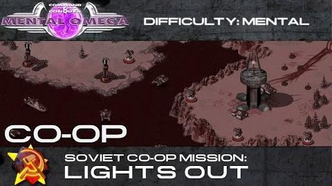 Mental Omega 3.3 Cooperative - Soviet Co-Op 04- Lights Out