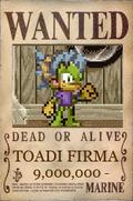 Toadi's Bounty