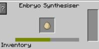 Embryo Synthesiser