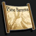 Map of Pine Barrens