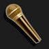 Sinatras Microphone