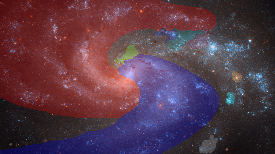 Mochadia Galaxy