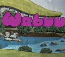 Wabuu: The Cheeky Raccoon