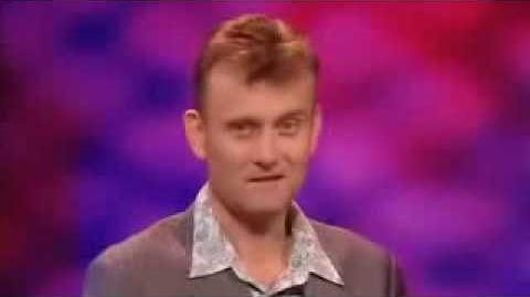 David Beckham and Posh mock the week