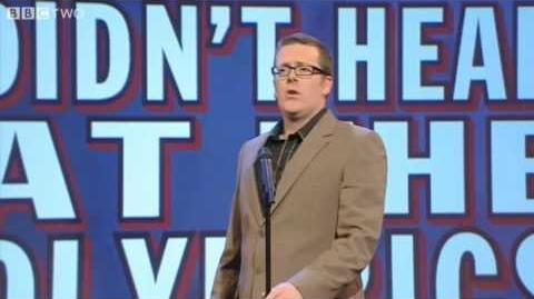 Things You Didn't Hear at the Olympics - Mock the Week - BBC Two