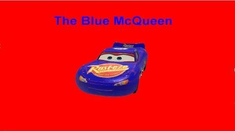 Cars Mater National Hi Octane Canyon Run with Lightning McQueen (2 laps)