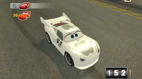 Cars Mater National Hi Octane Edition Mac I Car Skin For dragon mcqueen