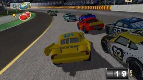 Cars Mater National Hi Octane Dinoco Cruz For Dragon Mcqueen-0
