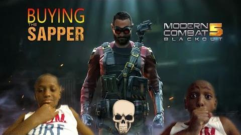 BUYING THE SAPPER!!! Modern combat 5 NTYO's Empire Gameplay WithThe SAPPER!!!