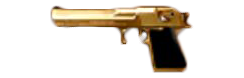 MC2-Golden Pistol