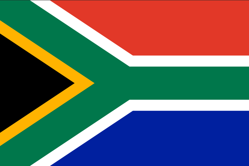 800px-Flag of South Africa