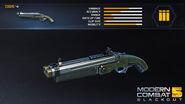 Weapons DBS4 HEAVY