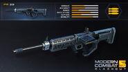 Weapons PR39 ASSAULT